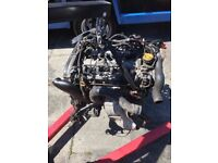 Vauxhall Astra 1,9 cdti engine