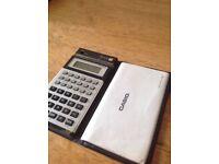Casio FX-310 Pocket Scientific Calculator