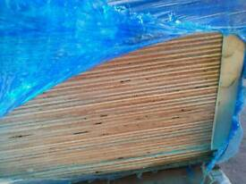 Plywood 8x4 Sheets - 18mm / 25mm