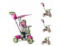 4 in 1 Smart Trike - Children's Trike