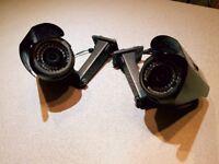 2X CCTV Cameras