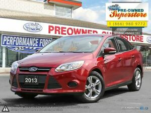 2013 Ford Focus SE***heated seats and mirrors***