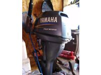 2005 reg. OUTBOARD IN VERY GOOD CONDITION