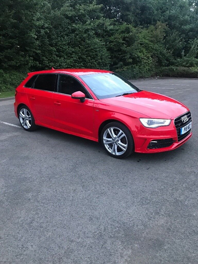 Audi A3 1.8 turbo petrol