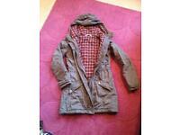 Ladies or girls hollister coat