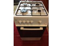 Swan SX1031W freestanding Gas Cooker Excellent Condition
