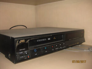JVC VHS  Excellent Condition works 647-667-5012 ask for SAM