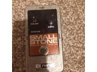 ElectroHarmonix Small stone phaser