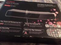 Digital tv free view recorder