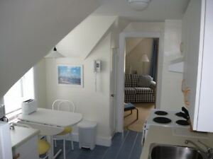 Modern Furnished Studio Apartment in Village of Gagetown