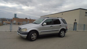 Mercedes-Benz  ML-430  SUV