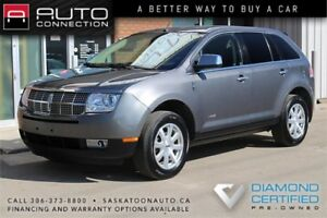 2010 Lincoln MKX AWD *** LEATHER *** HEATED & COOLED SEATS ***