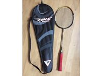 Badminton Racquet in good condition with cover