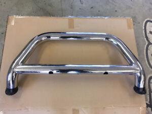 BULL BAR CHROME UNIVERSEL