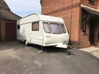 Caravan and awning for sale