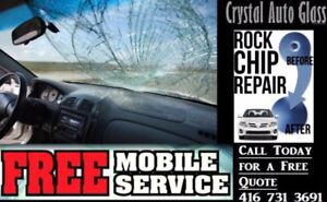 FREE QUOTE FOR AUTO GLASS REPAIR AND REPLACEMENT