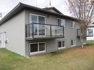 2 Bedroom suite available in four-plex for Aug 1