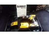 Dewalt cordless drill. Brand new with case