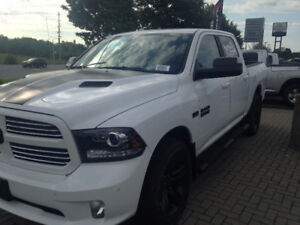 2017 Ram 1500 SXT 25% off the MSRP!!