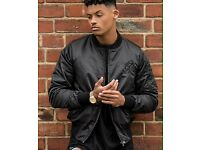 Gym King bomber jackets
