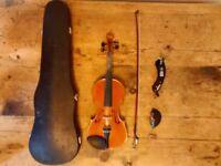4/4 Locto Violin Excellent condition