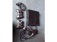 *** Xbox 360Pplus 2 Controllers And Games Bundle *** £75