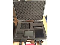Atomos Ninja 1 Plus Case, Accessories and 750GB Hard Disk