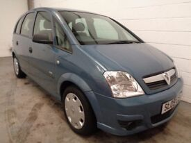 VAUXHALL MERIVA MPV , 2009 , **ONLY 34000 MILES + HISTORY** , YEARS MOT, FINANCE AVAILABLE, WARRANTY