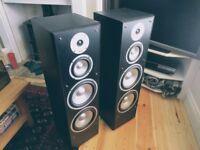 Floorstanding Speakers - Eltax Concept 400