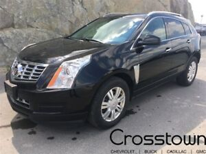 2013 Cadillac SRX Luxury Collection/ AWD/ Sunroof/ Leather/