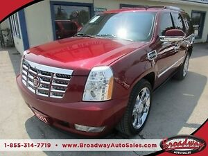 2011 Cadillac Escalade LOADED HYBRID-2 MODEL 8 PASSENGER 6.0L -