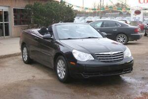 2010 Chrysler Sebring Convertible, Auto, Alloys