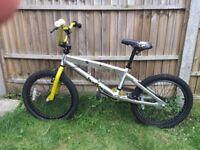 FOR SALE RALEIGH BURNER RIOT BMX BIKE