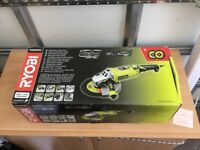 Ryobi grinder 9inch for sale
