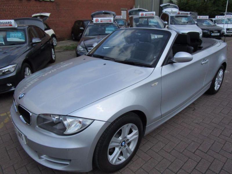 2009 09 BMW 1 SERIES 2.0 118D SE 2D 141 BHP DIESEL