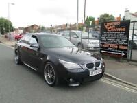 BMW 5 Series 2.0TD 520d M Sport Business Edition Saloon 4d 1995cc auto