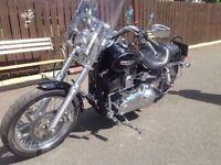 Harley Davidson FXDC SUPERGLIDE