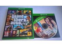 Xbox One Game - Grand Theft Auto V Five