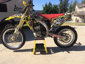 2011 RM250Z for sale