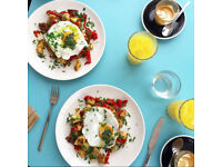 Part Time Cafe Chef - East London