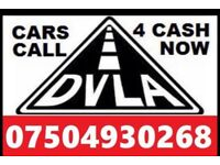 🇬🇧 07504930268 Sell your Car Van Bike for cash any condition running or not mot failed K