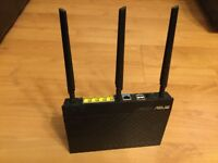 ASUS RT-N66U dual band wireless N900 gigabit router