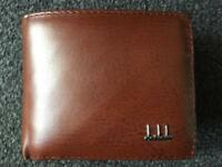 Genuine leather wallet brand new.