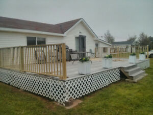 Sept only Cottage for Rent on Locke Shore Road