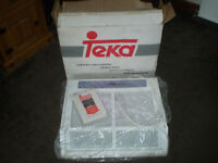 TEKA COOKER HOOD - WHITE CLASSIC C-601 - NEW & UNUSED with BOX & INSTRUCTIONS