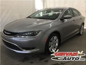 Chrysler 200 Limited V6 A/C MAGS Volant Chauffant 2015