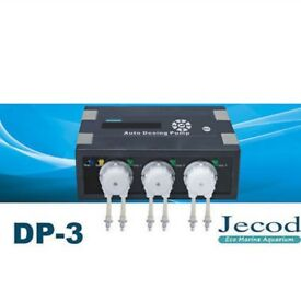 Jecod / jeboa dosing pump (3 head, new)