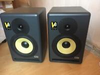 KRK V8 Monitors (Pair: Very Rare)