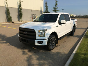 REDUCED 2015 Ford F-150 SuperCrew Lariat
