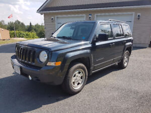 2014 Jeep Patriot North 4WD $0 Down - $110 Bi Weekly OAC